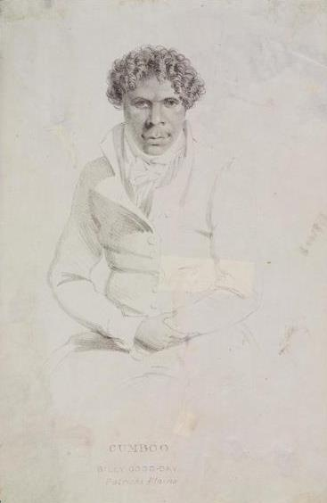 Cumboo Billy Good-Day, Patrick Plains by Nicholas William 1842. NLA