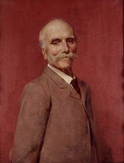 Edward Ogilvie painted by Tom Roberts c1880. SLNSW