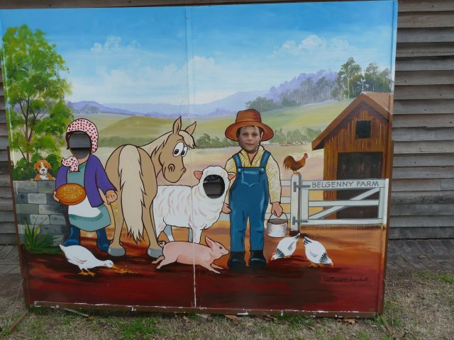 Belgenny Farm attraction