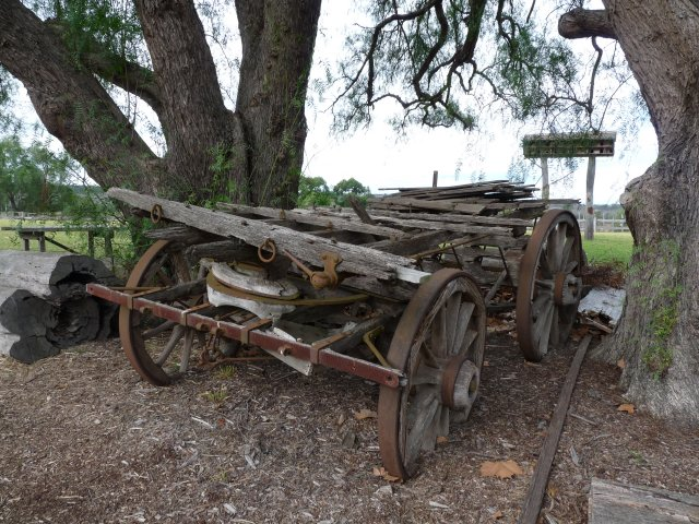 Belgenny Farm equipment, Camden