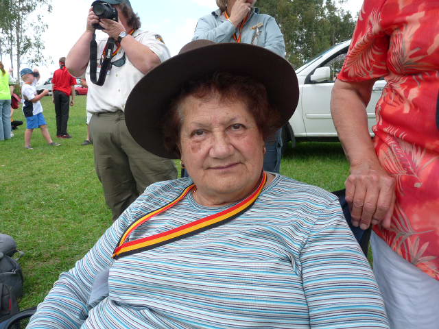 Aunty Merle Williams
