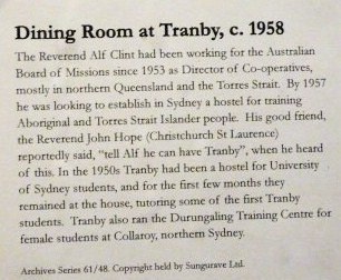 Tranby story
