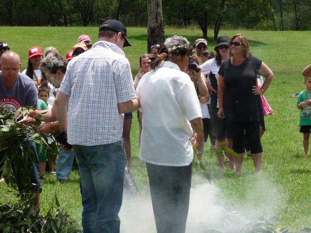 Smoking Ceremony