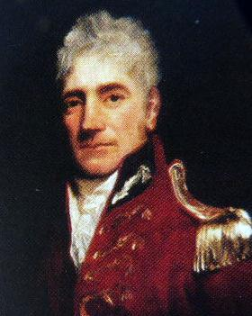 Governor Lachlan Macquarie 1762-1824