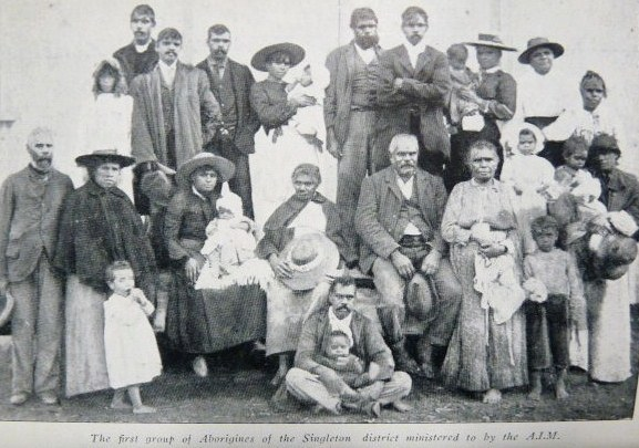 Australian Inland Mission (if you know the identity of any of these people, please contact historyofaboriginal sydney.edu.au