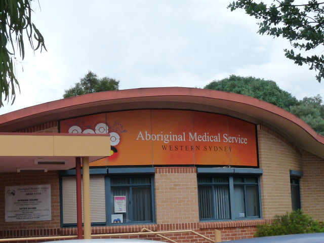AMS Western Sydney provides health care to local Indigenous people