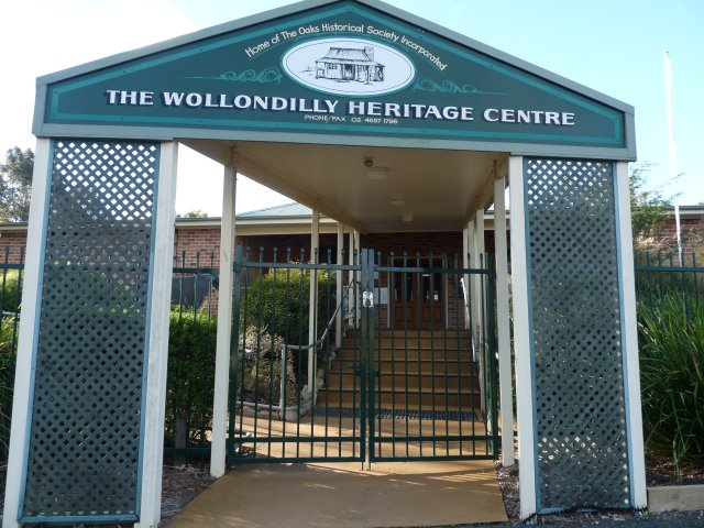 Wollondilly Heritage Centre, The Oaks